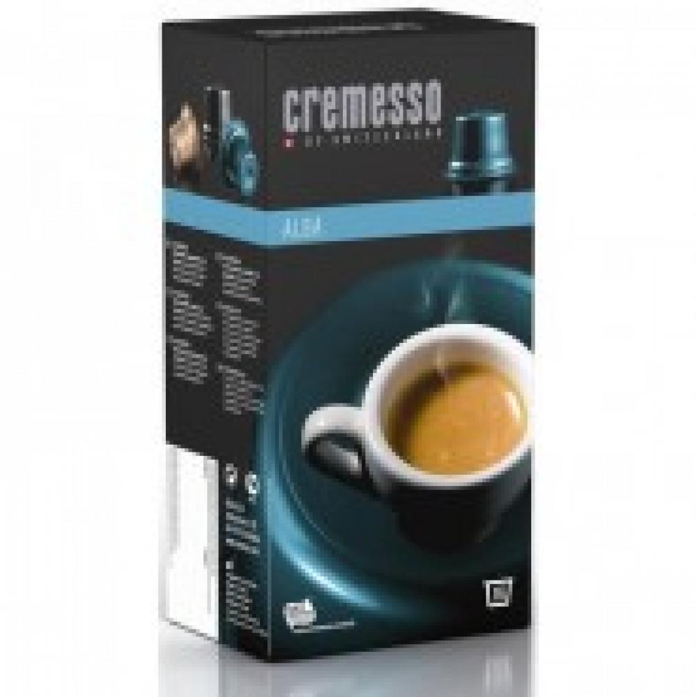 Капсулы для кофемашин Cremesso Alba 16 порций