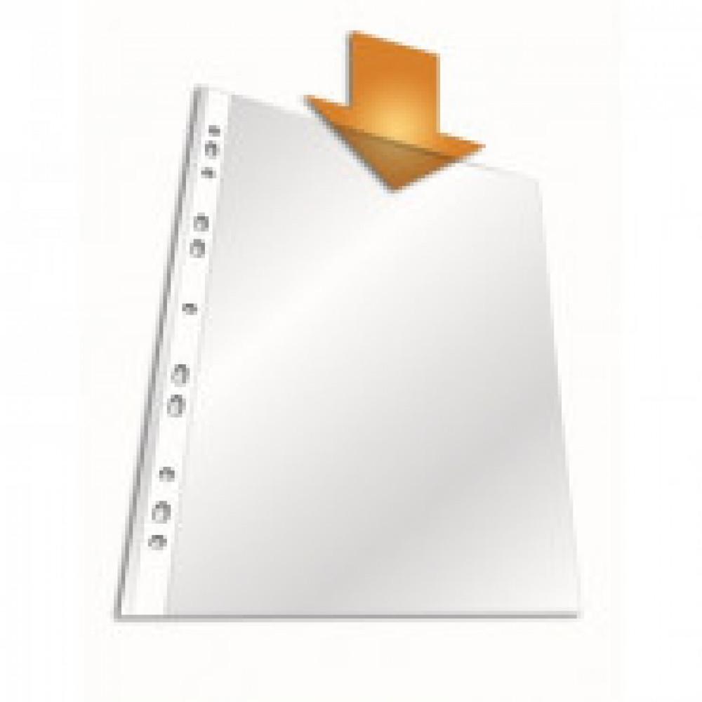 Папка файл-вкладыш А4 60 мкм Durable 2646-19, 10шт/уп