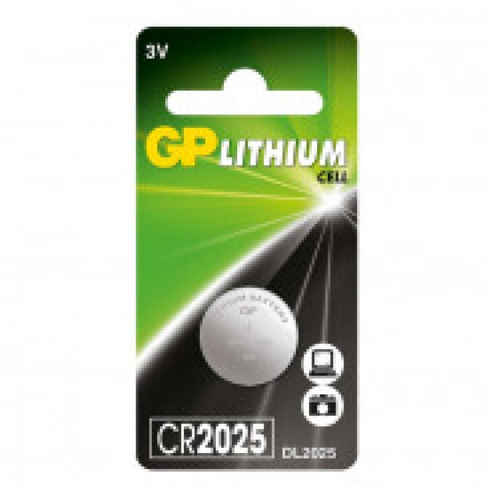 Батарейка GP таблетка CR2025