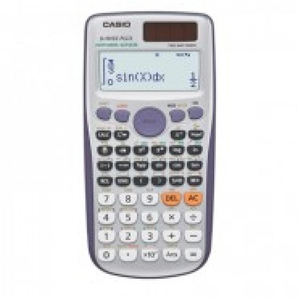 Калькулятор CASIO научный FX991ES PLUS 10+2 разряд., 417 мат.действ