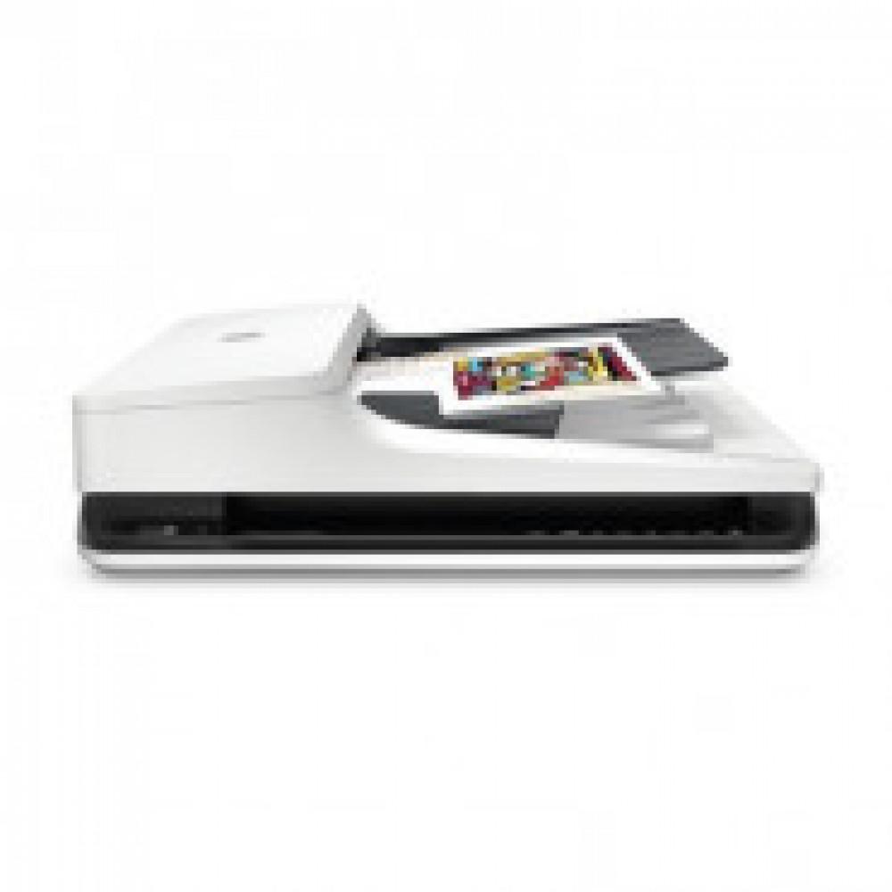 Сканер HP Scanjet Pro 2500 (L2747A) А4 20 стр USB 2.0 1200x1200