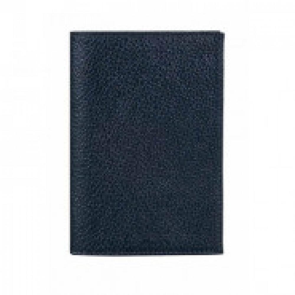 Бумажник водителя Attache нат.кожа синий BV.1.BK