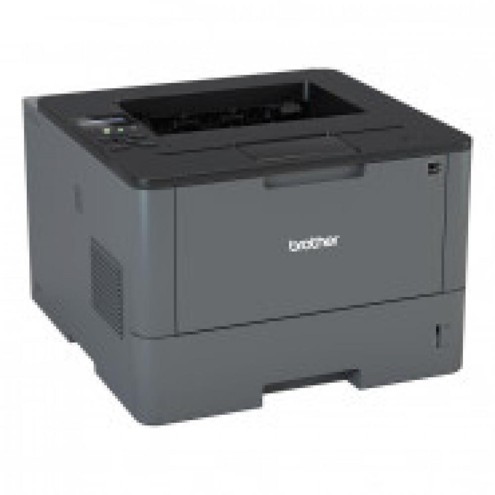 Принтер Brother HLL5200DW A4 ч/б 40 стр/мин Lan  Wi-Fi