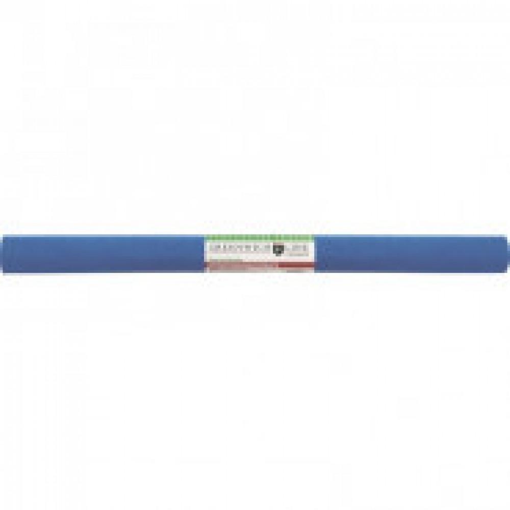 Бумага гофрированная Greenwich Line синяя 50x250 см