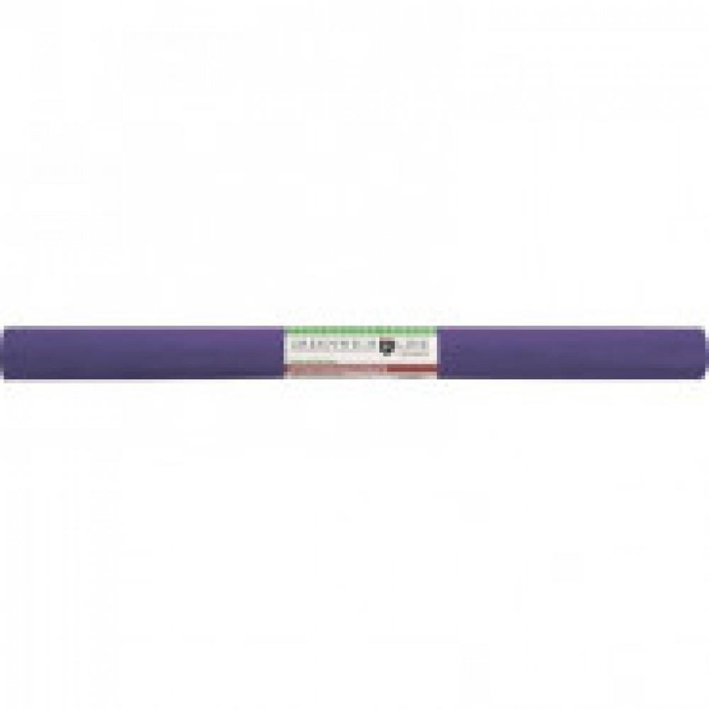 Бумага гофрированная Greenwich Line фиолетовая 50x250 см