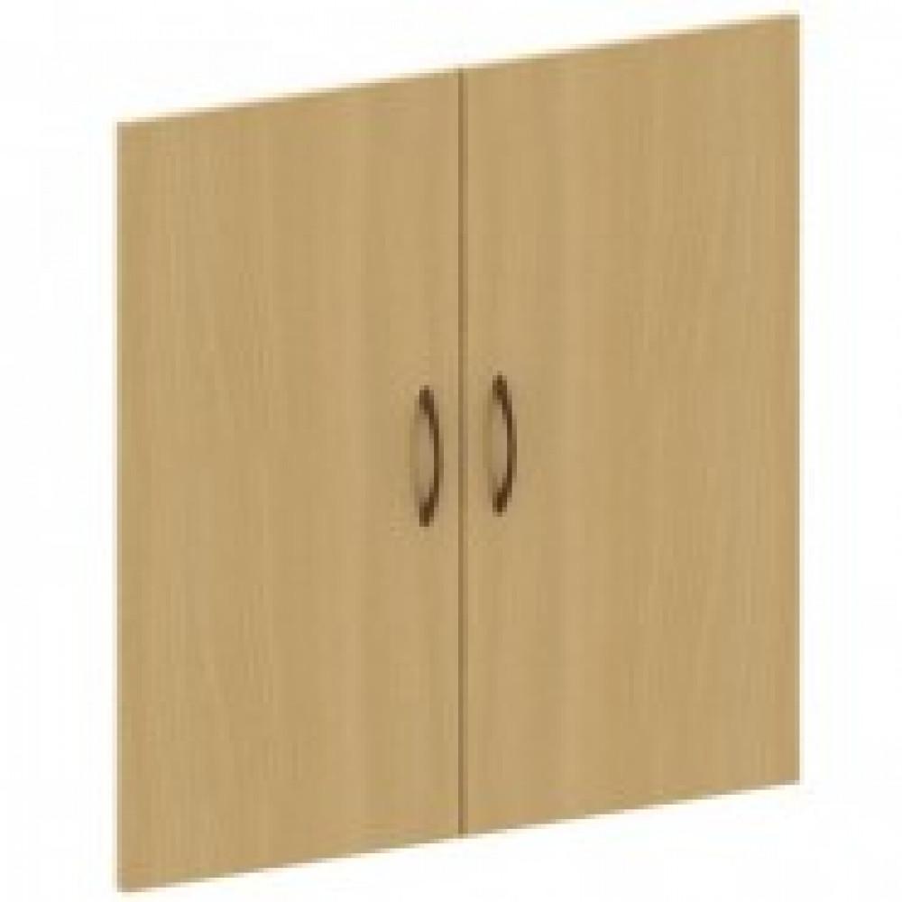 Двери низкие Канц ДК32.10 (бук, 692х697 мм, 2 штуки)