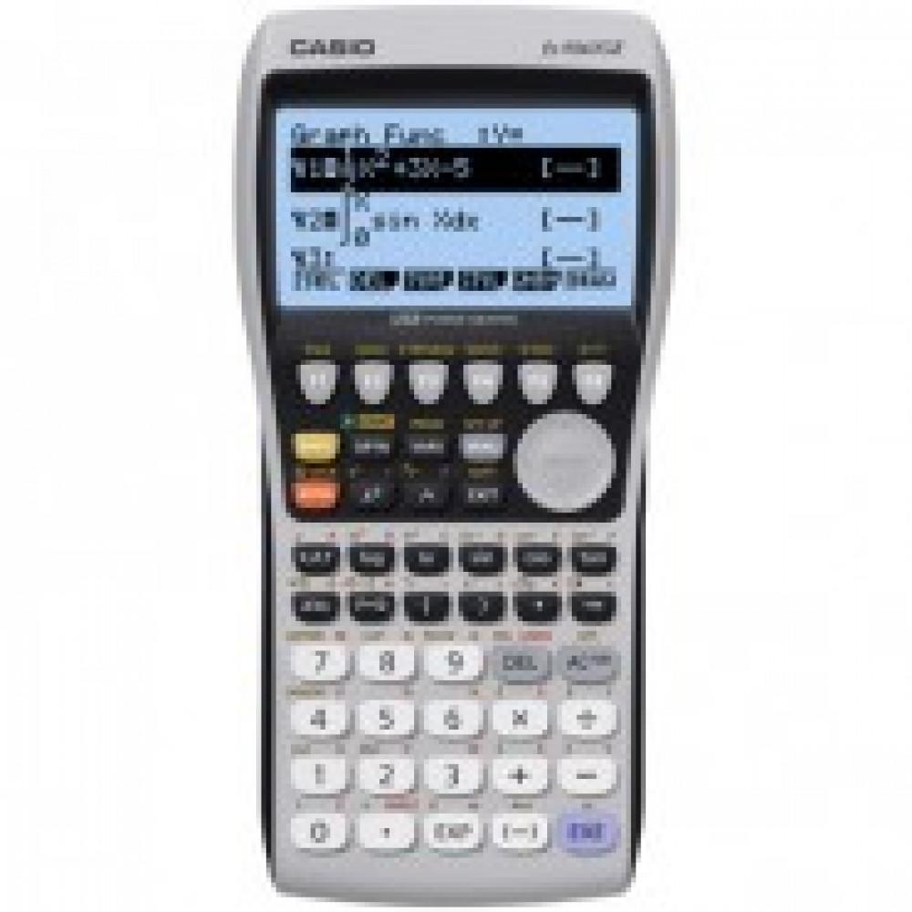 Калькулятор Casio графический FX-9860G II 8строч.21разряд.