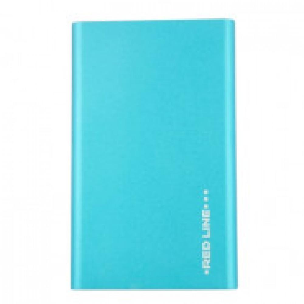 Внешний аккумулятор Red Line J01 4000 mAh УТ000009487 синий