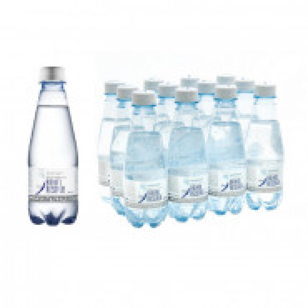 Вода минеральная Baikal Reserve газированная 0.28 л (12 штук в упаковке)