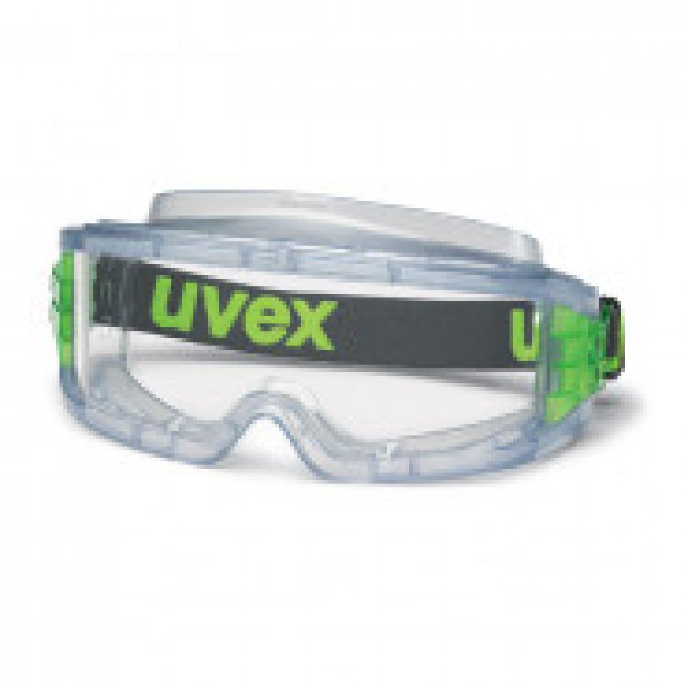 Очки защитные закрытые UVEX Ультравижн прозрачные (арт произв 9301.105)