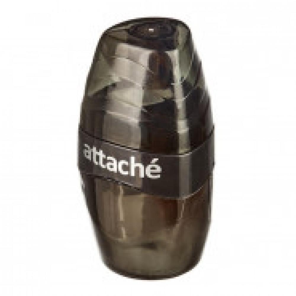 Точилка Attache Compact на 1 отверстие 9 мм., с контейнером