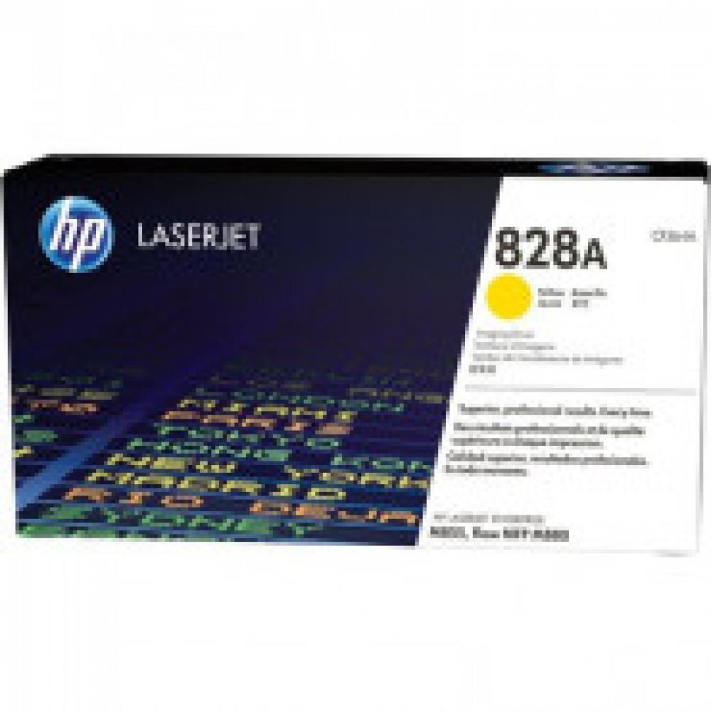 Драм-картридж HP CF364A жел. для HP CLJ M855/M880