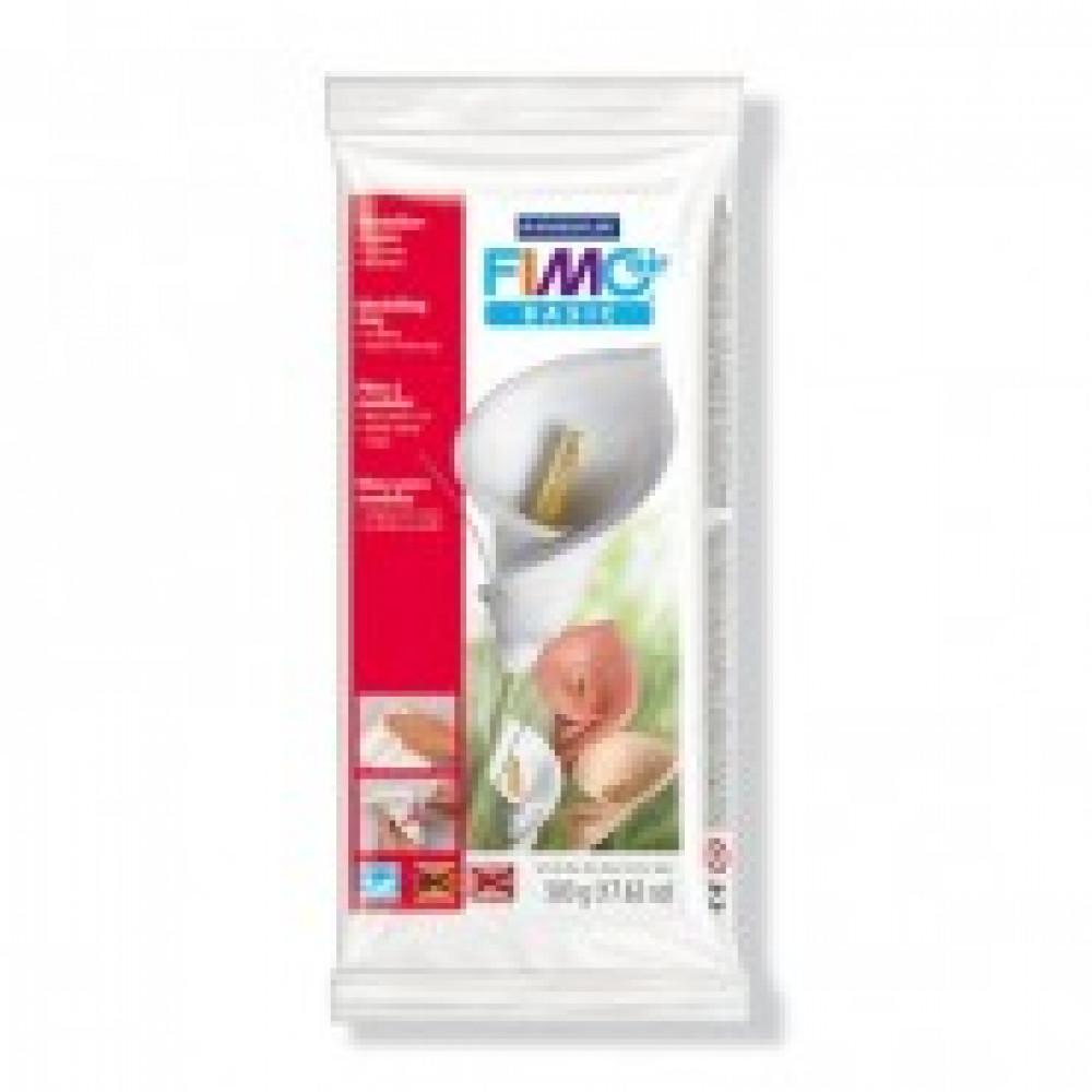 Набор глины натуральной,самоотвердевающей,белая,500 гр,FIMO,air,8100-0