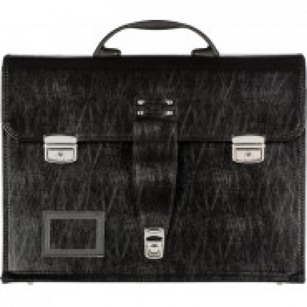 Портфель Алекс для хранения секретных документов искусственная кожа1031-6