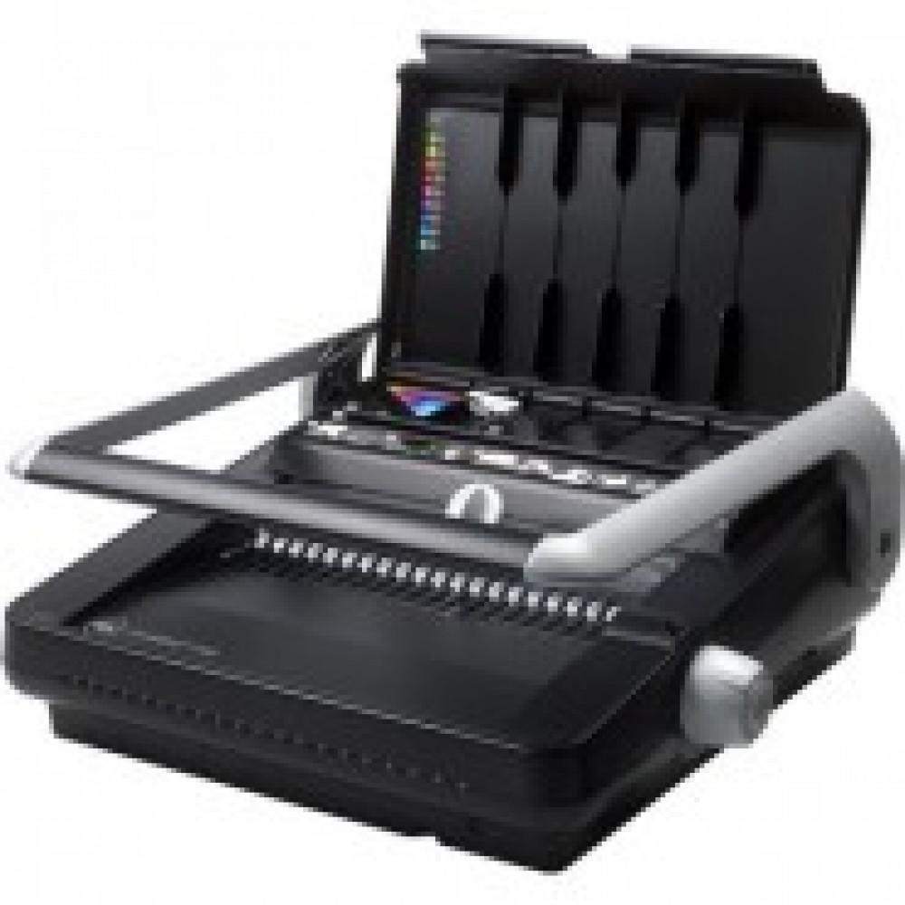 Брошюровщик GBC CombBind C340, до297мм, до25л./до450л., пл.пруж.