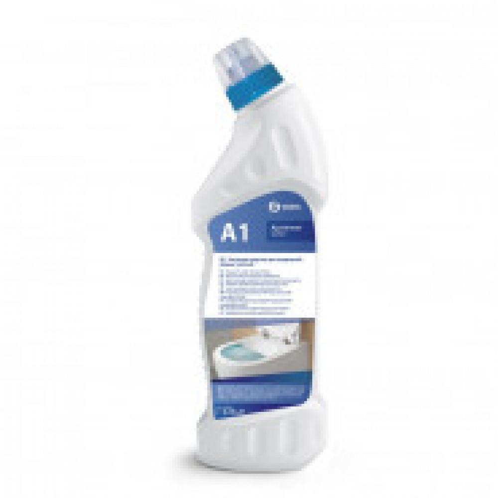 Профессиональная химия А1 Grass 750мл д/ежедневной уборки туалетов.Концен.