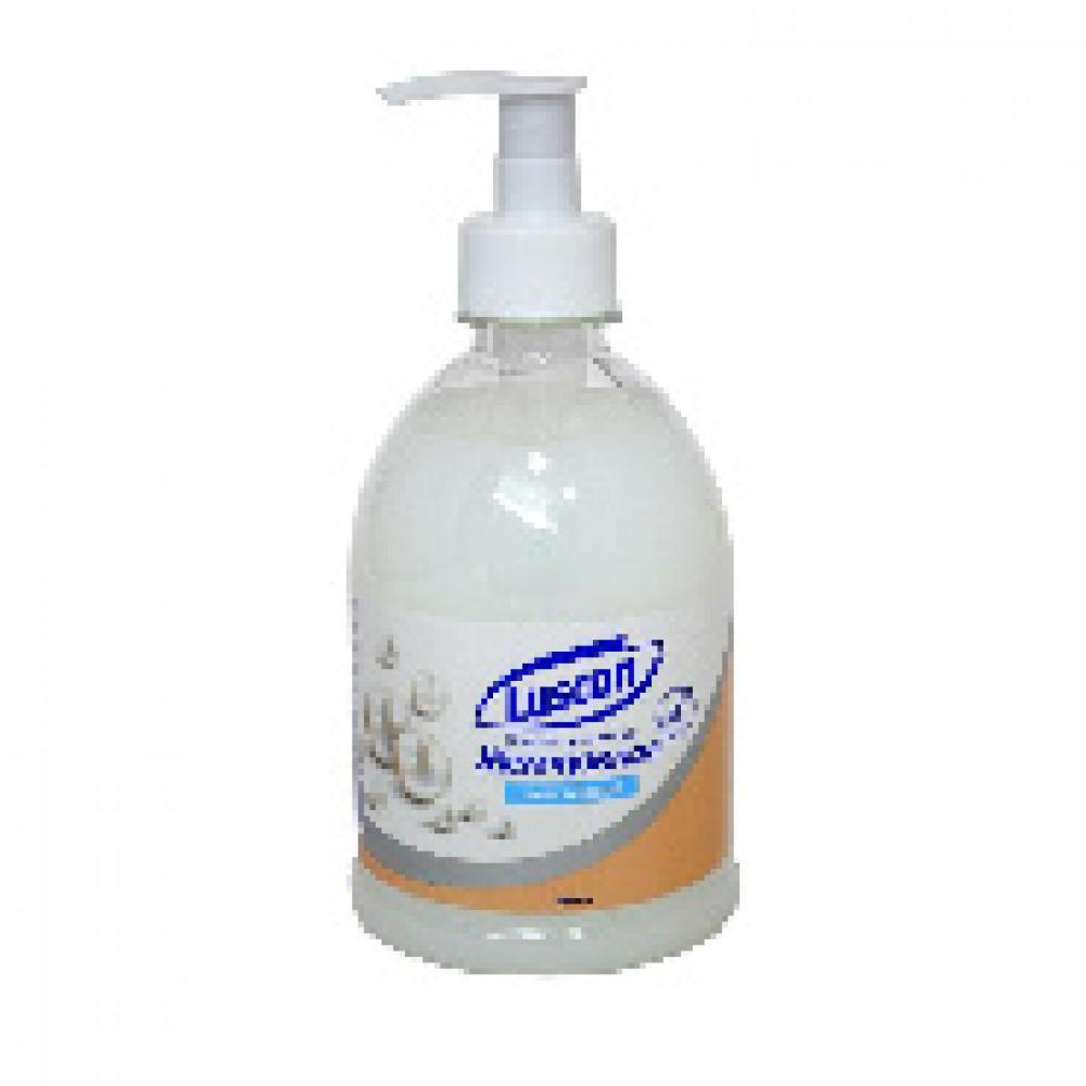 Крем-мыло жидкое LUSCAN Жемчужное 500мл с дозатором