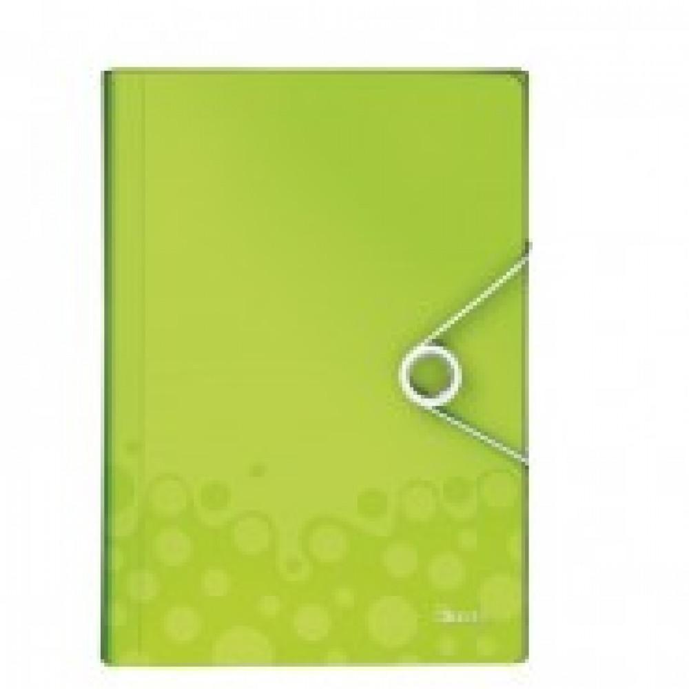 Папка для проектов Leitz WOW, зеленый
