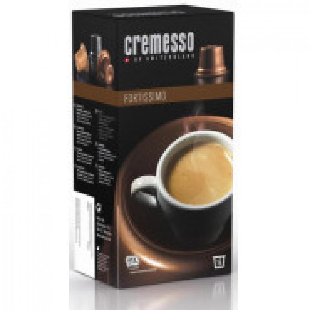 Капсулы для кофемашин Cremesso Fortissimo 16 порций