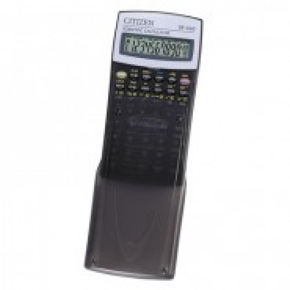 Калькулятор CITIZEN научный SR-260N 10+2 разряд. батарей., 165 функ