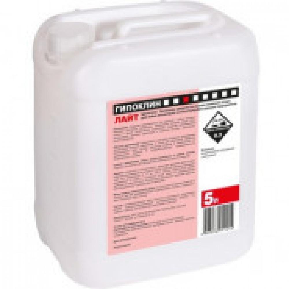 Моющее средство мойки пищевого оборудования Брилиант  Гипоклин Лайт 5 л (концентрат)
