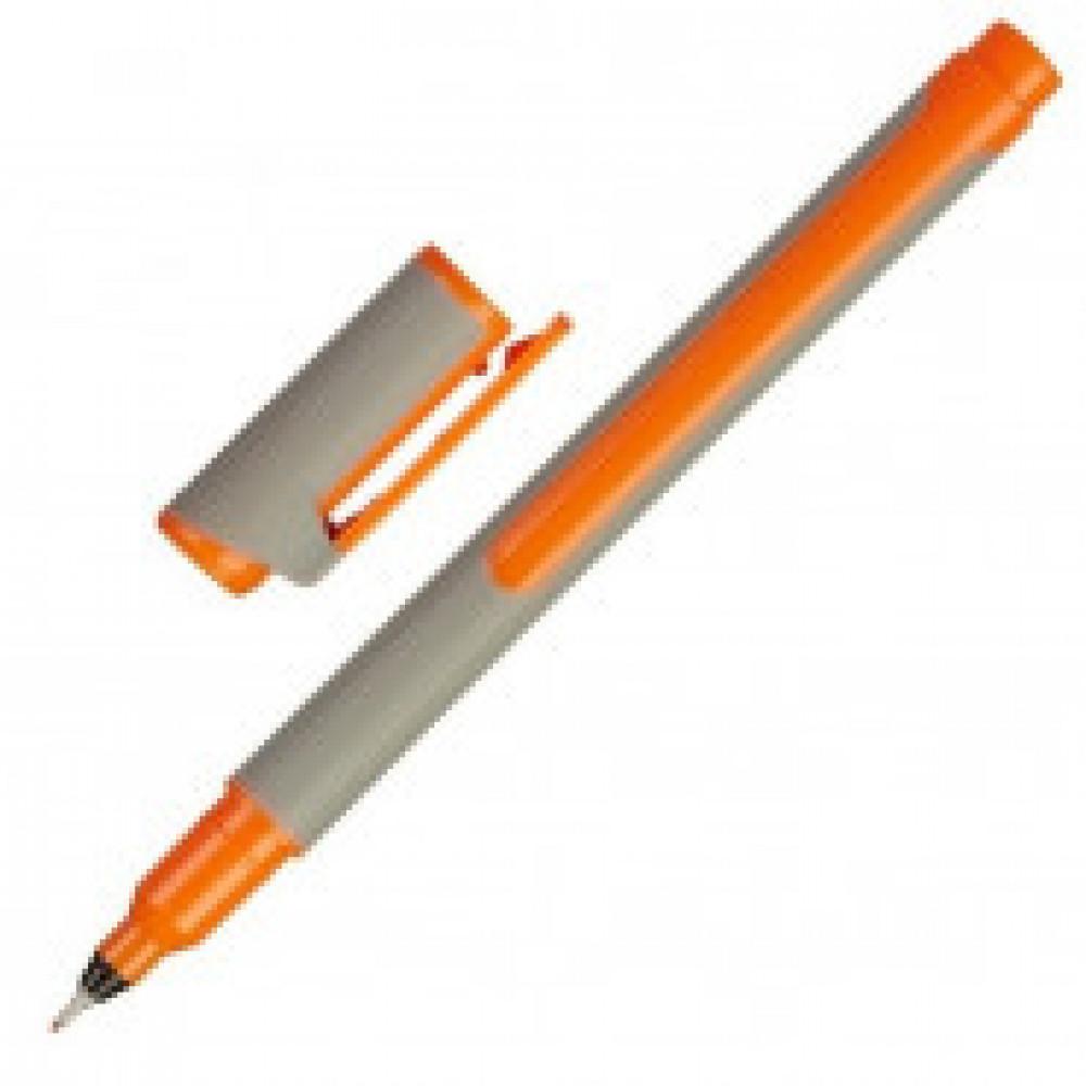 Линер Attache Selection корпус soft touch 0,5мм оранжевый