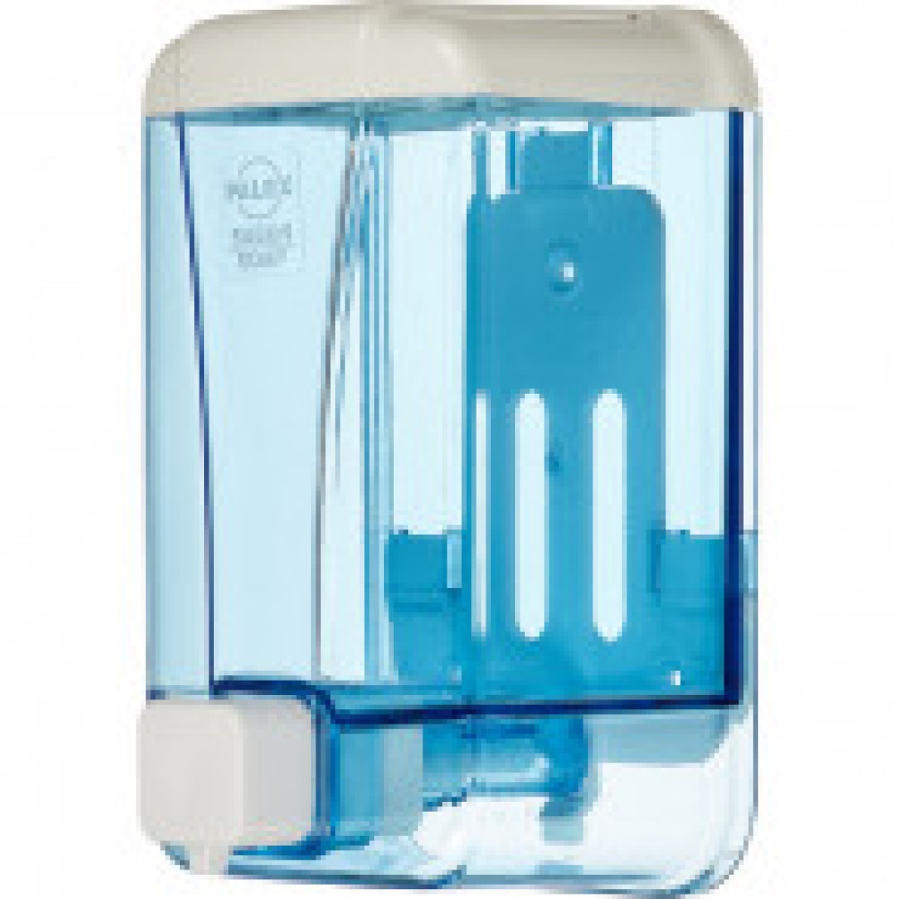 Дозатор для жидкого мыла Palex 3430-1 пластик прозрачный 1000 мл