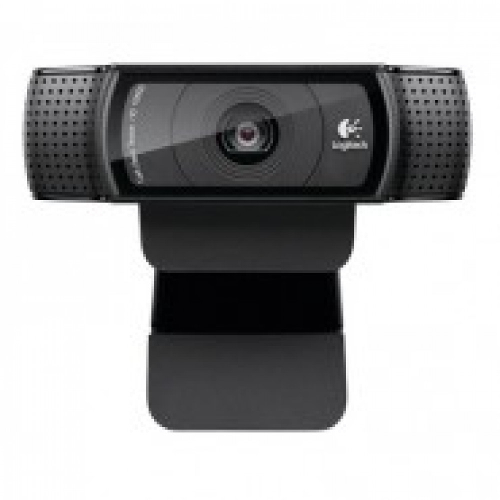 Веб-камера Logitech HD Webcam C920 (960-001055)