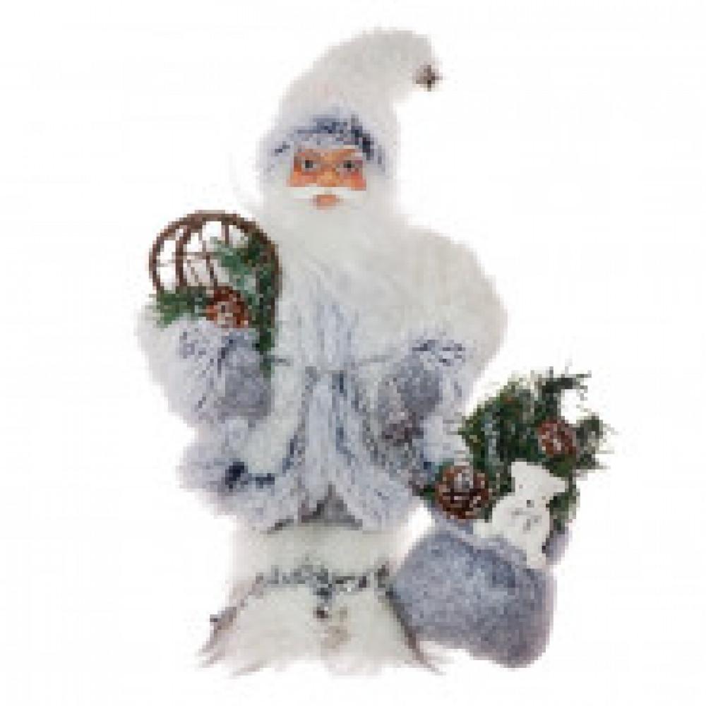 Кукла декоративная Санта, 31см 718203