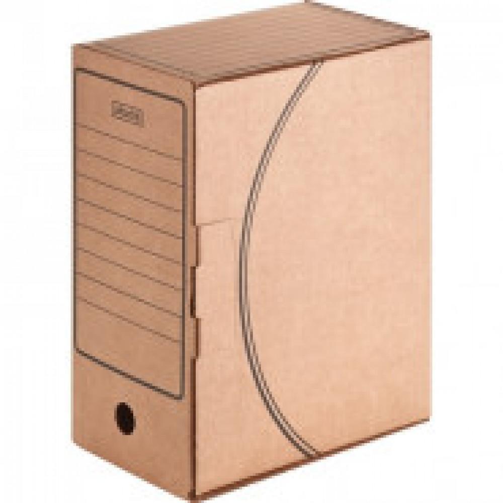 Короб архивный с вырубным замком Attache Economy 150мм, 5 шт.уп