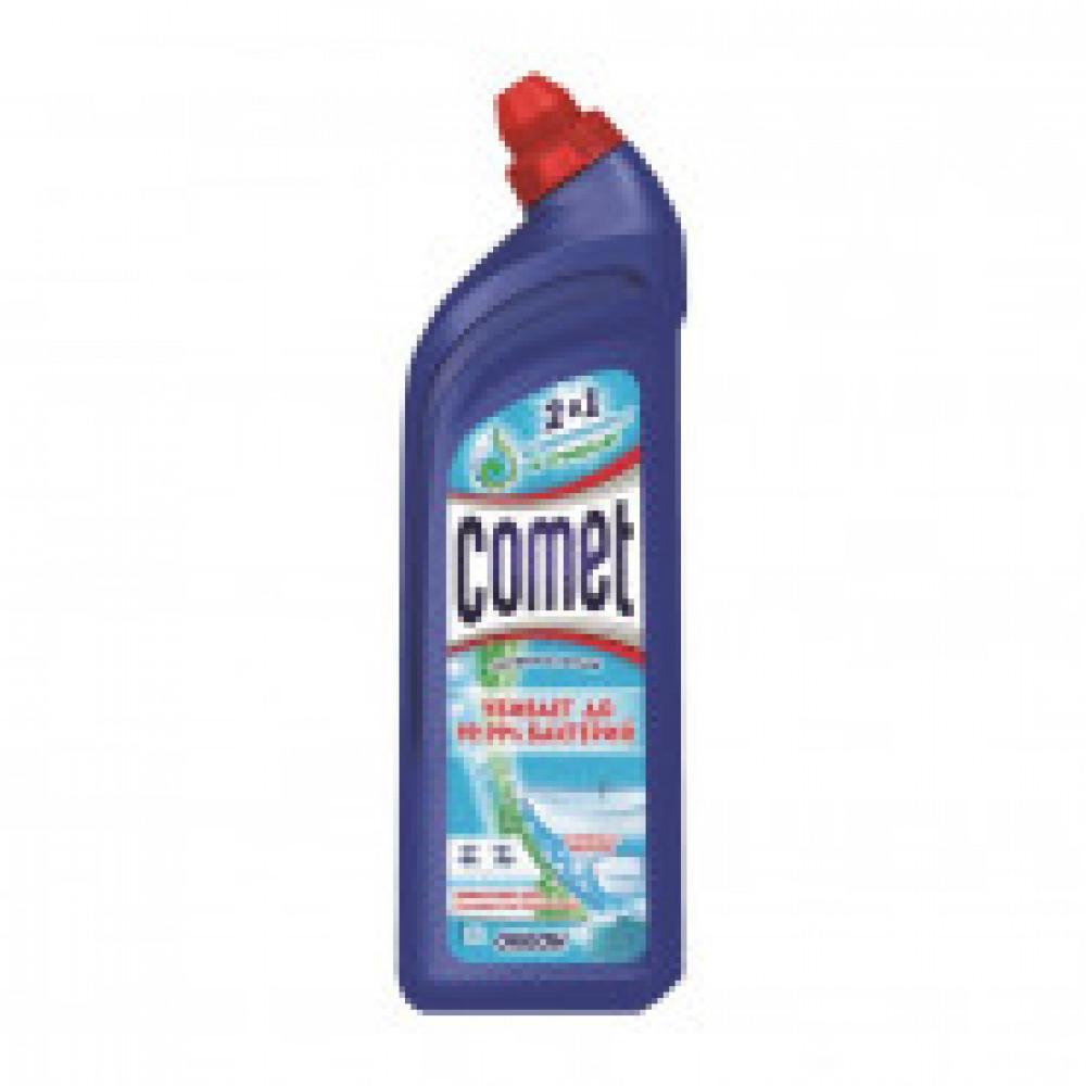 Чистящее средство универсальное Comet гель 1л Океанский бриз