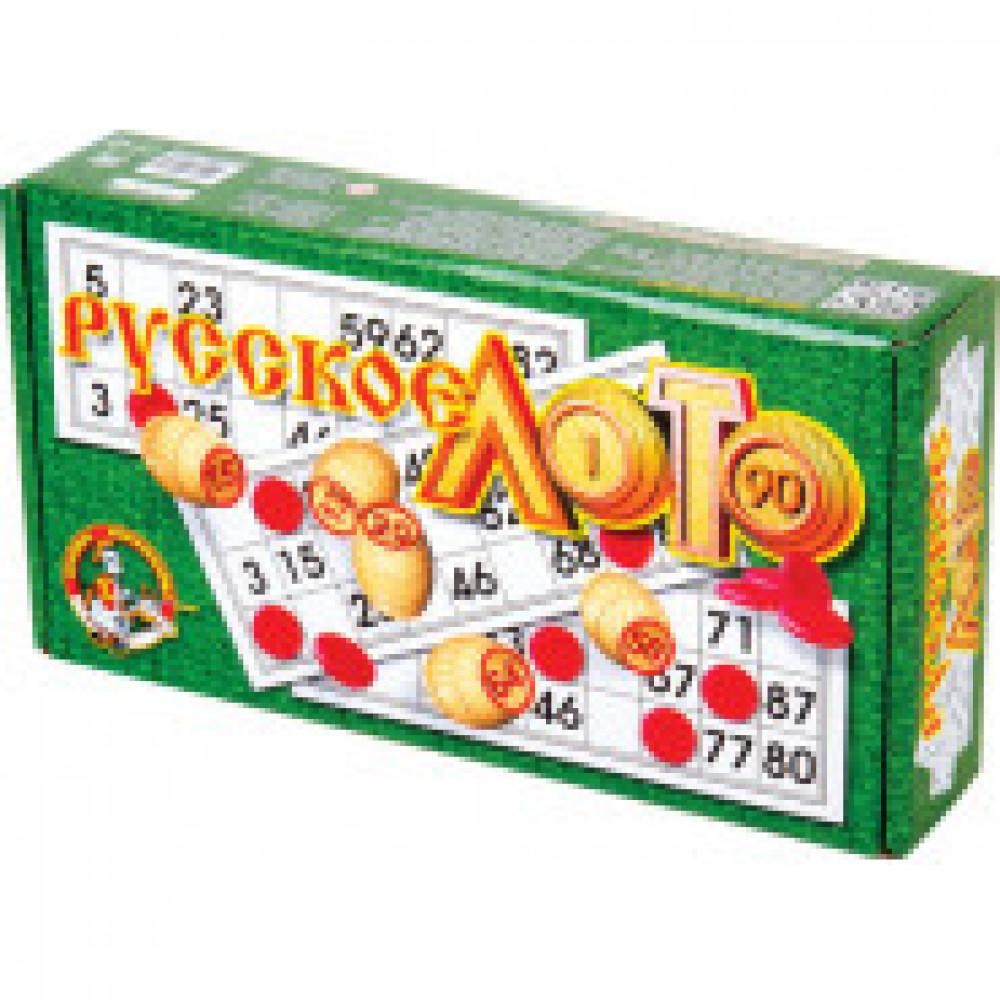 Игра Лото,деревянное,00037
